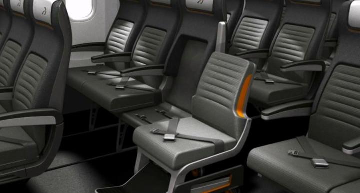 Air Access Seat, Priestmangoode