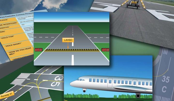 Screen Capture FAA Report on Runway Incursions, Appendix 1