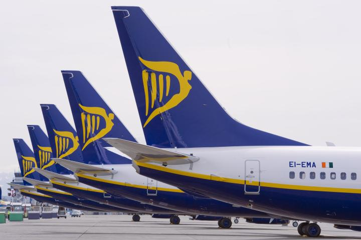 Ryanair Aircraft/Ryanair