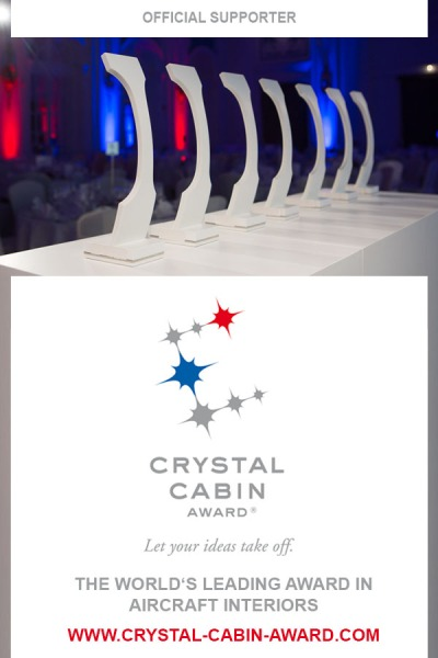 Crystal Cabin Awards Media Sponsor