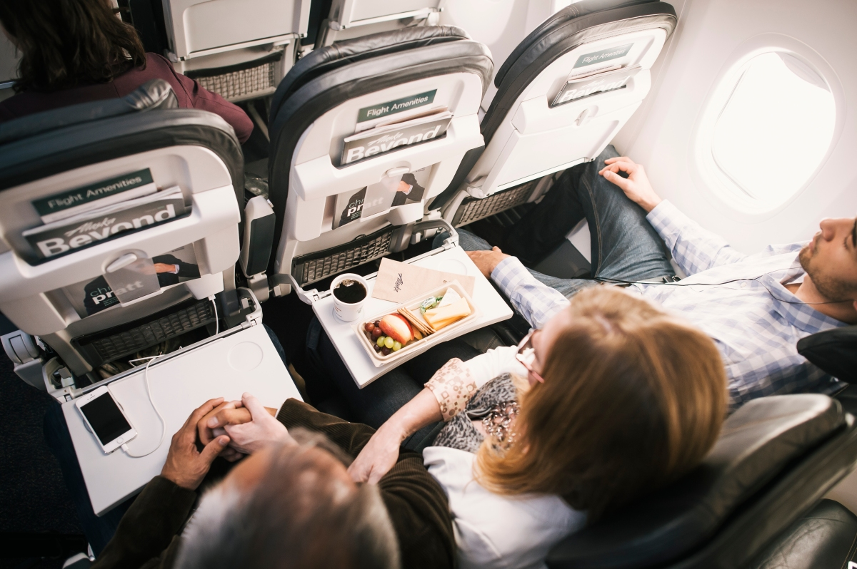 Alaska Tests Premium Economy As The Mid Class Upgrade