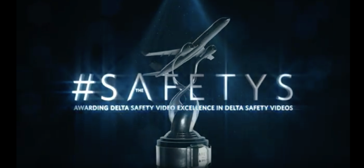 Delta Safetys Oscars Tie-In/Image capture YouTube