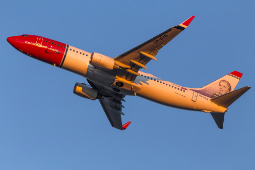 NorwegianBoeing737800