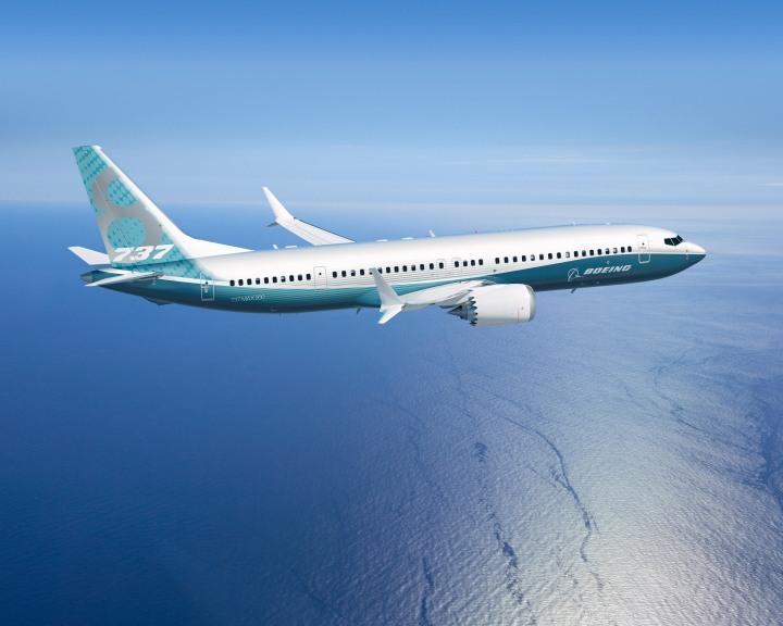 Boeing 737-MAX8-200K66201