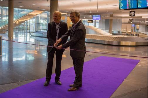 Αποτέλεσμα εικόνας για The New Oslo Airport officially opens