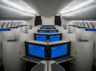 Aeroméxico New 787-9 Dreamliner, Clase Premier. Source: Aeroméxico