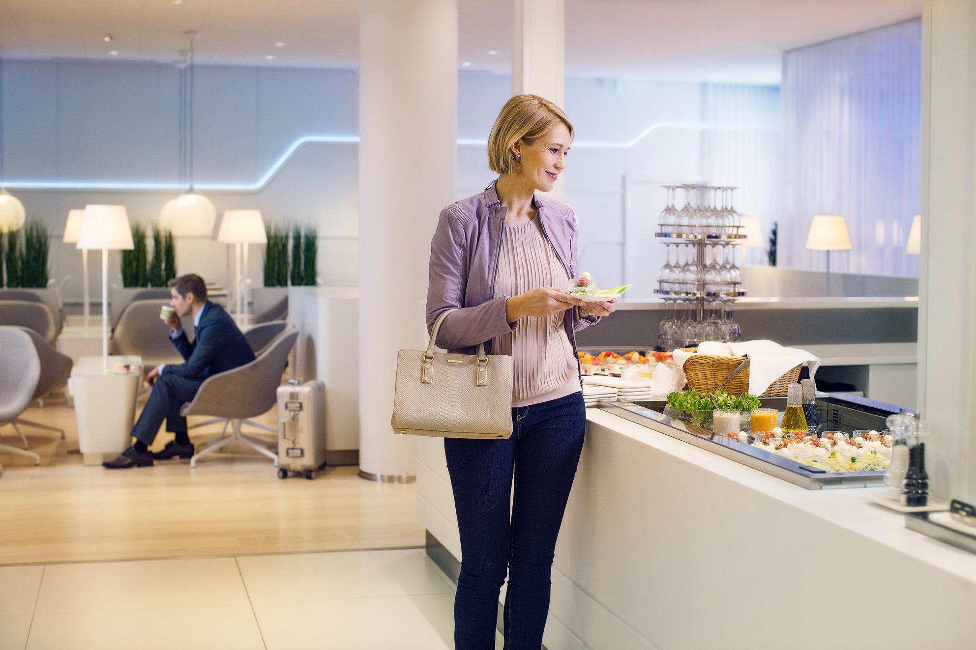 Finnair Introduces Fazer café services at Helsinki Lounges Source: Finnair